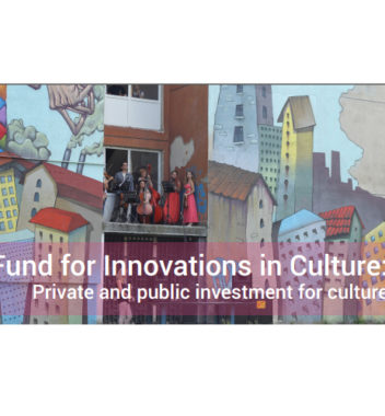 Sofia: private and public funds for innovation in culture