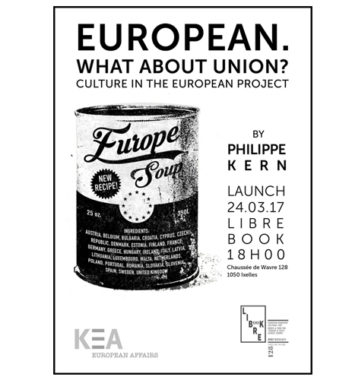 European. What about Union? Culture in the European project