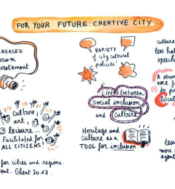 Future creative cities – Why culture is a smart investment for cities