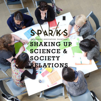 Sparks Forum, Shaking up Science and Society Relations