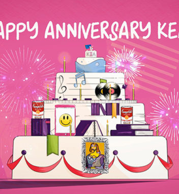 KEA turns 20: celebrating 20 years of creativity, culture and passion!