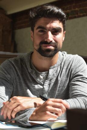 Javier Pedromingo