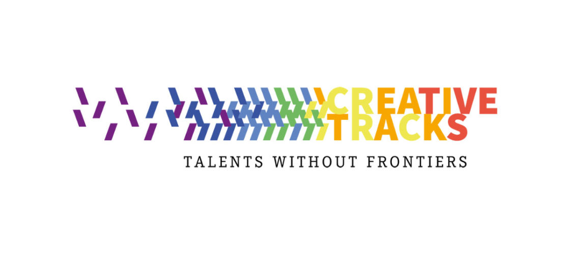 Logo of the European project Creative tracks