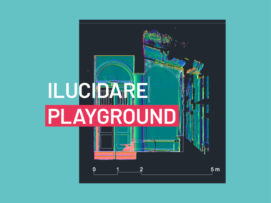 ILUCIDARE Playground, Cracking the future of heritage
